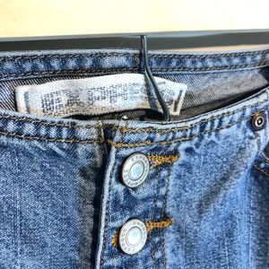Express Jeans - Express Superlow Hipster Flare Jeans 7/8